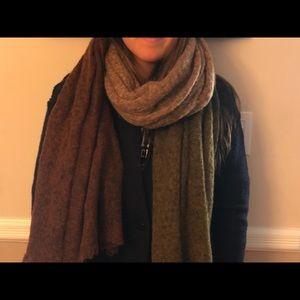 Zara multicolored scarf